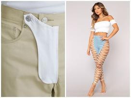 Chiếc quần với phần túi nhạy cảm có trở thành xu hướng 2019?