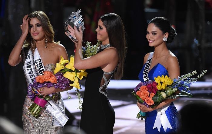 4 Hoa hậu Hoàn vũ triều đại IMG: Không ai đẹp tuyệt sắc, gây tranh cãi nhất vẫn là Bánh Pía Philippines-2