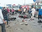 Vụ tai nạn thảm khốc ở Long An: Phanh xe container không hỏng-4