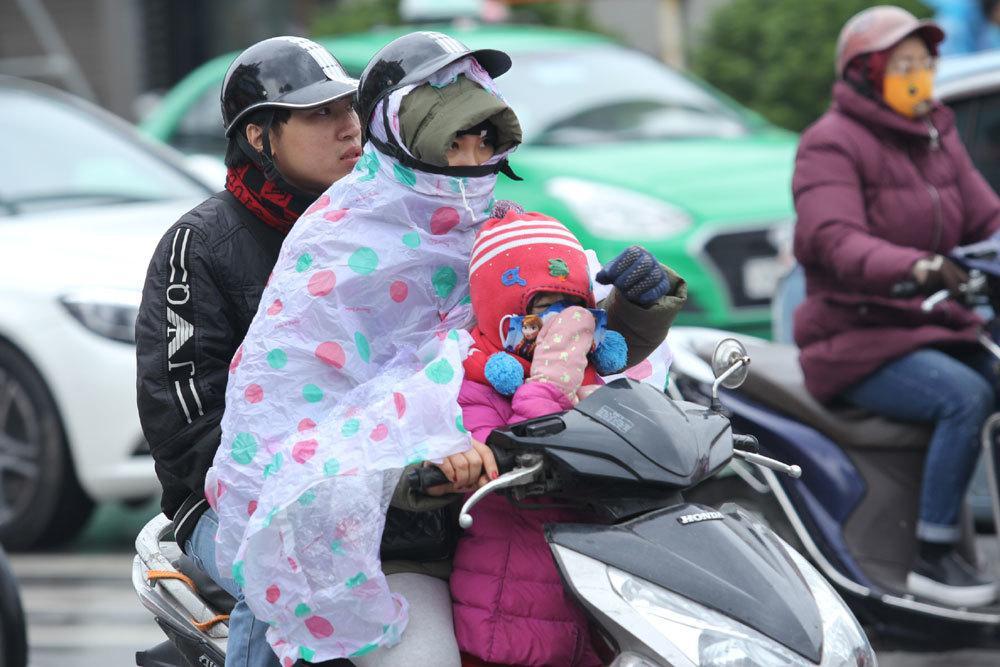 Dự báo thời tiết 3/1: Hà Nội rét đậm, bão số 1 giật cấp 11-1