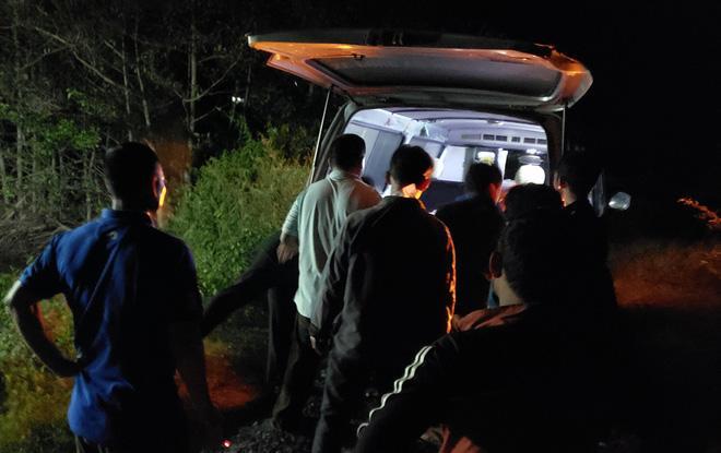 Chuyến xe định mệnh của tài xế GrabBike trước khi thiệt mạng dưới bánh container ở Long An-3