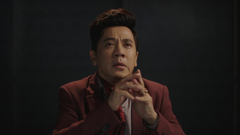 Ngoài Thái Hòa và Kaity Nguyễn, còn có một dàn diễn viên mà ai cũng khiếp sợ trong Hồn Papa Da Con Gái-3