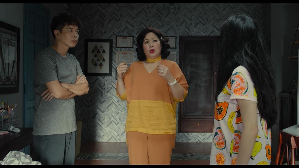 Ngoài Thái Hòa và Kaity Nguyễn, còn có một dàn diễn viên mà ai cũng khiếp sợ trong Hồn Papa Da Con Gái-2