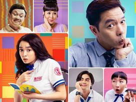 Ngoài Thái Hòa và Kaity Nguyễn, còn có một dàn diễn viên mà ai cũng khiếp sợ trong 'Hồn Papa Da Con Gái'