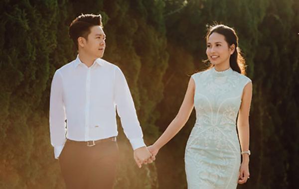 Rò rỉ thiệp cưới đơn giản nhưng sang trọng của Lê Hiếu trước ngày rước dâu-2