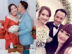 Tiến Đạt khoe phong cách lịch lãm sau đám cưới, Phương Thanh phán liền: Mái tóc xém 3D-11