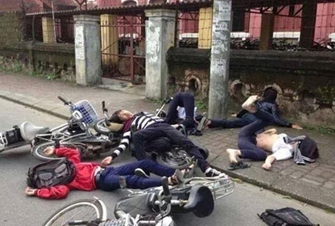 Clip chế vụ tai nạn ở Long An: Đừng đùa trên nỗi đau của người khác-6
