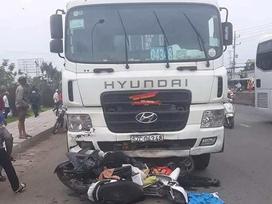 Vụ tai nạn thảm khốc ở Long An: Phanh xe container không hỏng
