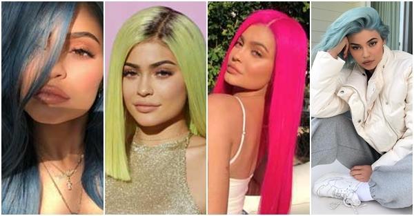 Kylie Jenner dẫn đầu mọi trào lưu và luôn khiến fan té ghế-1