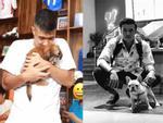 Chỉ vì một chú thú cưng, Bùi Tiến Dũng và Hà Đức Chinh công khai 'khẩu chiến' trên mạng xã hội