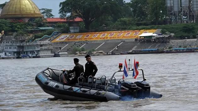 Phát hiện 2 thi thể bị nhồi bê tông vào bụng trôi trên sông Mekong-1