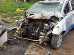 Lâm Đồng: Taxi gây tai nạn 3 người chết - Nữ tài xế chạy hơn 100 km/h sau tiệc sinh nhật