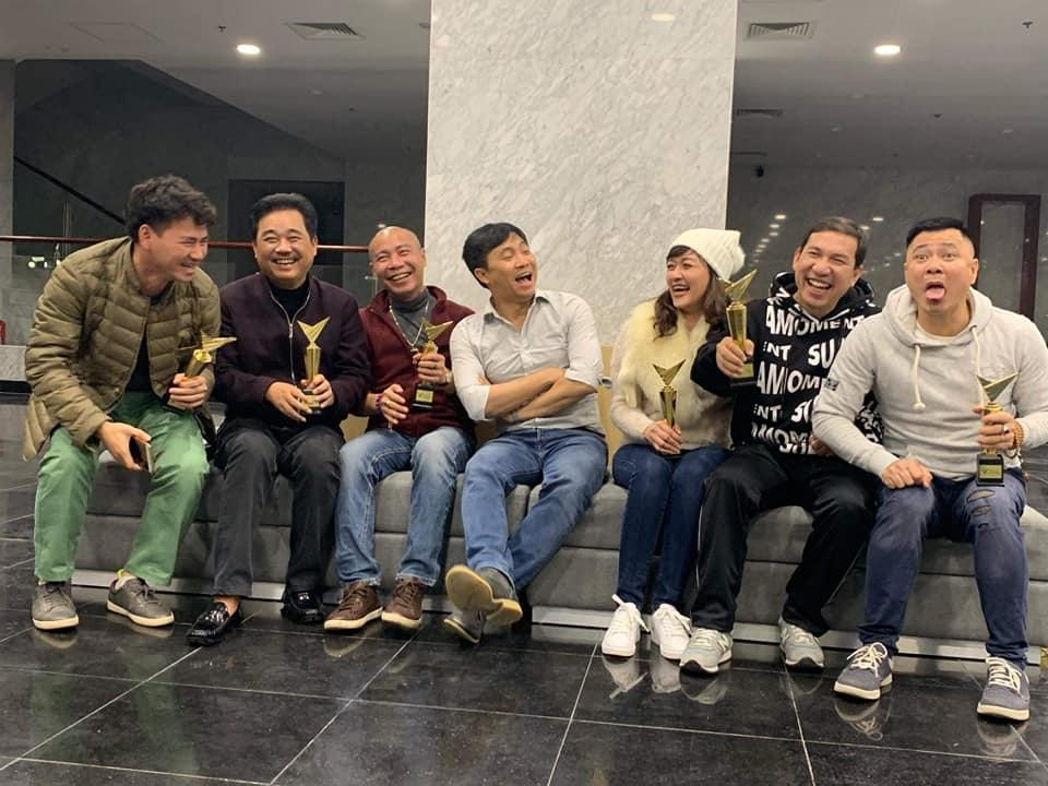 Hé lộ buổi tập đầu tiên của Táo Quân 2019, Xuân Bắc chạnh lòng: Anh em mình già hết cả rồi-4