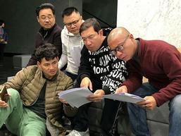 Hé lộ buổi tập đầu tiên của Táo Quân 2019, Xuân Bắc chạnh lòng: 'Anh em mình già hết cả rồi'