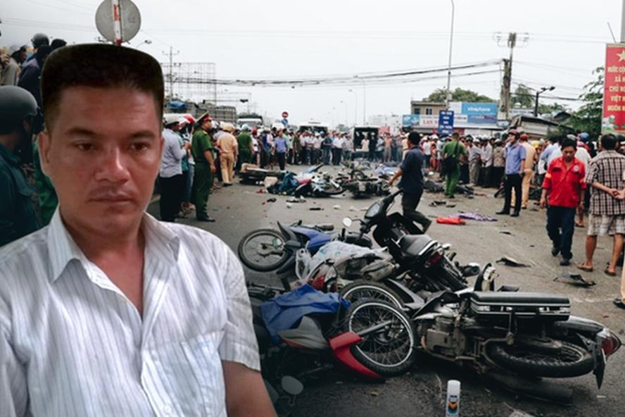 Container gây tai nạn ở Long An: Số phận khác người của tài xế Hiếu-1