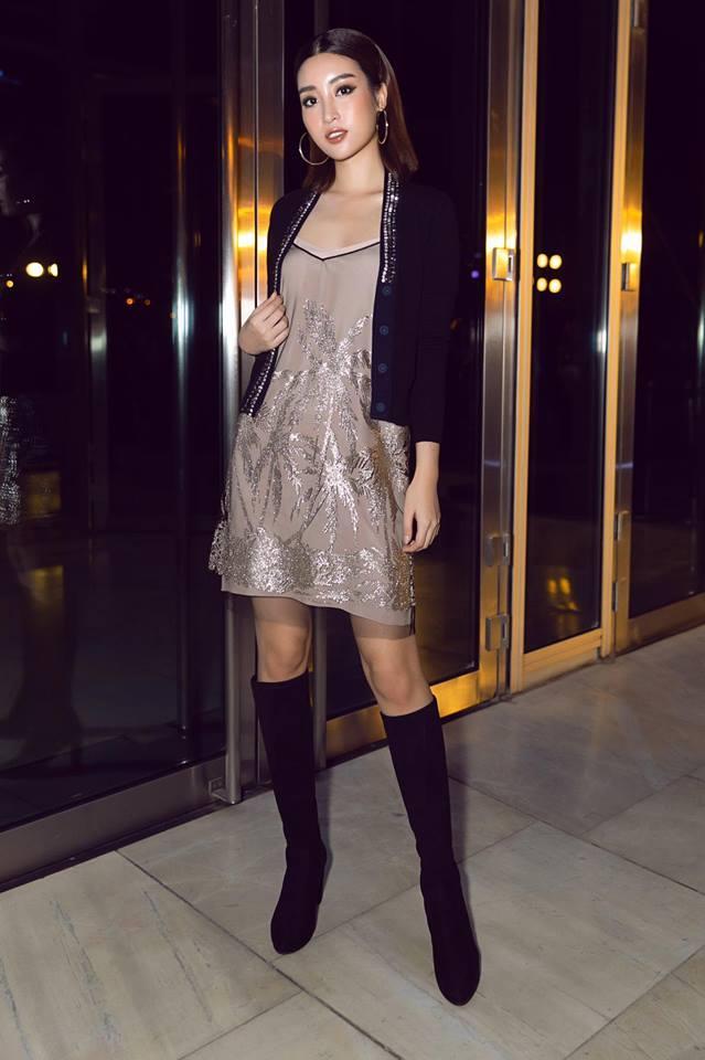 Kết thúc nhiệm kỳ, Mỹ Linh mặc ngày càng hấp dẫn, đẹp đàn bà hơn-12