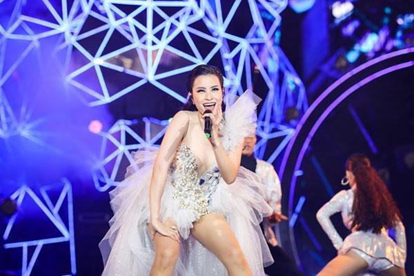 Mỹ Tâm, Sơn Tùng đốt cháy sân khấu nhạc hội Tiger Remix-5