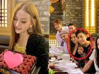 Lộ diện người yêu mới trẻ đẹp như trai Hàn của Thu Thủy sau cuộc tình 17 năm không trọn vẹn