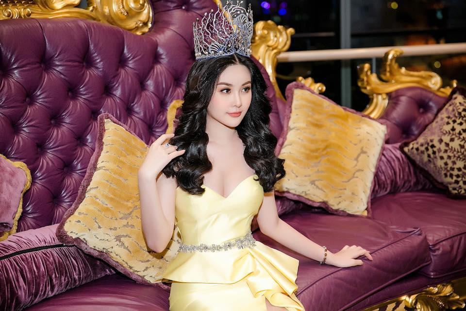 Lê Âu Ngân Anh khởi kiện cục Nghệ thuật biểu diễn vì không cấp phép cho thi Miss Intercontinental 2018-1