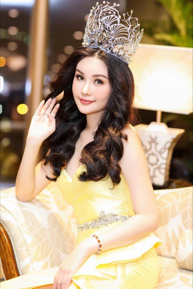 Lê Âu Ngân Anh khởi kiện cục Nghệ thuật biểu diễn vì không cấp phép cho thi Miss Intercontinental 2018-7