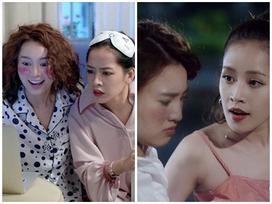 Ninh Dương Lan Ngọc và Chi Pu gây bất ngờ khi xưng hô 'vợ chồng'
