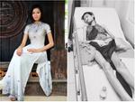 Vóc dáng gợi cảm của người mẫu Kim Anh trước khi chỉ còn da bọc xương vì ung thư giai đoạn cuối