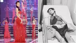 Gia cảnh mẫu Việt bị ung thư – mẹ lái Grab nuôi gia đình, ở nhà thuê