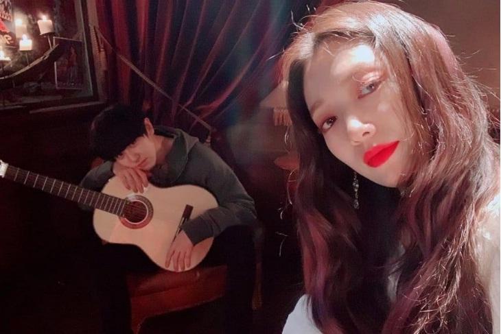 Park Min Young đốn tim người hâm mộ với nhan sắc xinh như hoa và nụ cười tỏa nắng-5