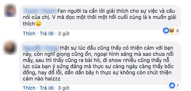 Hòa Minzy tự nhận bị điên, giải thích chuyện đáp trả fan gay gắt-3
