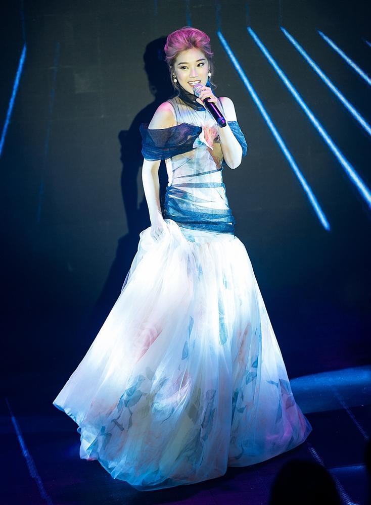 Đoạt cú đúp tại lễ trao giải Ngôi Sao Xanh, Hoàng Yến Chibi xúc động: Giờ đây tôi tự tin mình đã là một diễn viên-2