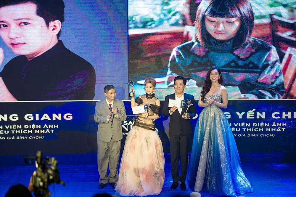 Đoạt cú đúp tại lễ trao giải Ngôi Sao Xanh, Hoàng Yến Chibi xúc động: Giờ đây tôi tự tin mình đã là một diễn viên-3