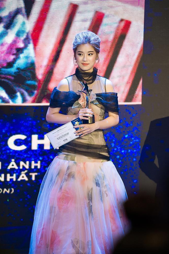 Đoạt cú đúp tại lễ trao giải Ngôi Sao Xanh, Hoàng Yến Chibi xúc động: Giờ đây tôi tự tin mình đã là một diễn viên-5