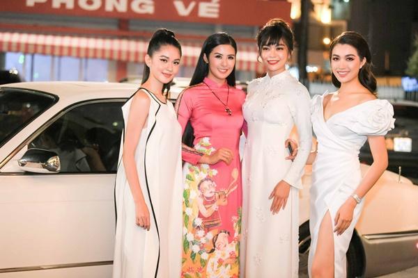 Hoa hậu Ngọc Hân hoàn thành tâm nguyện thuở bé với vai trò mới tại chương trình Duyên dáng Việt Nam 30-2
