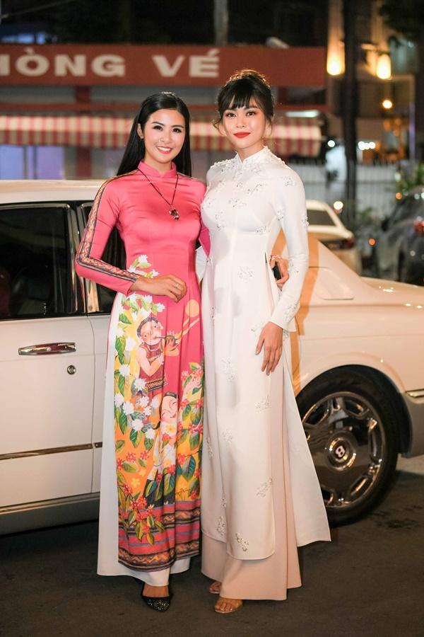 Hoa hậu Ngọc Hân hoàn thành tâm nguyện thuở bé với vai trò mới tại chương trình Duyên dáng Việt Nam 30-3