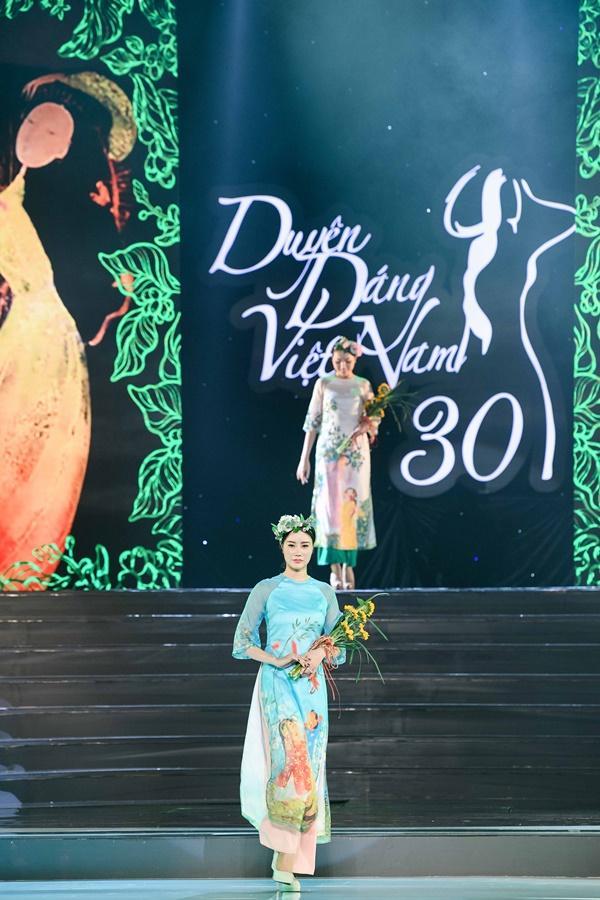 Hoa hậu Ngọc Hân hoàn thành tâm nguyện thuở bé với vai trò mới tại chương trình Duyên dáng Việt Nam 30-5