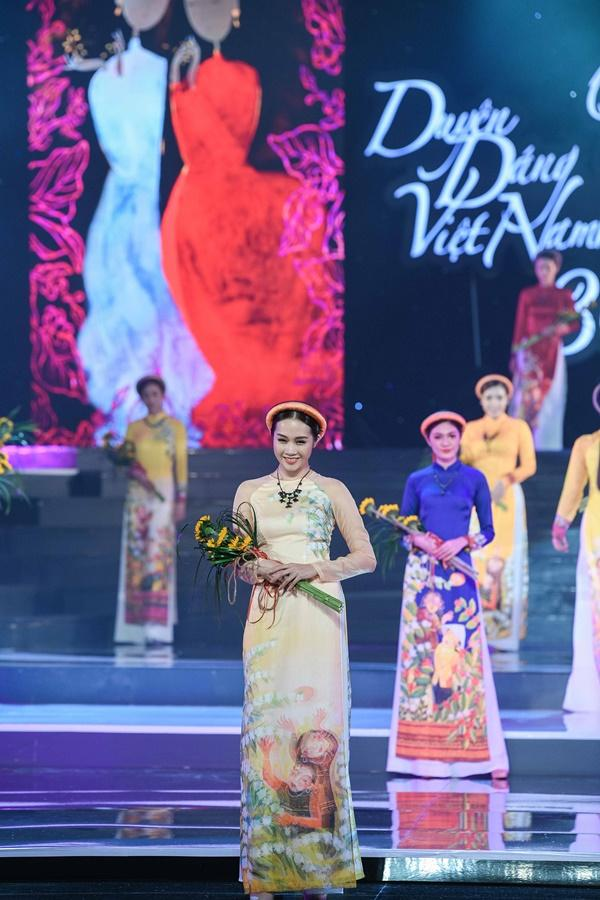 Hoa hậu Ngọc Hân hoàn thành tâm nguyện thuở bé với vai trò mới tại chương trình Duyên dáng Việt Nam 30-8