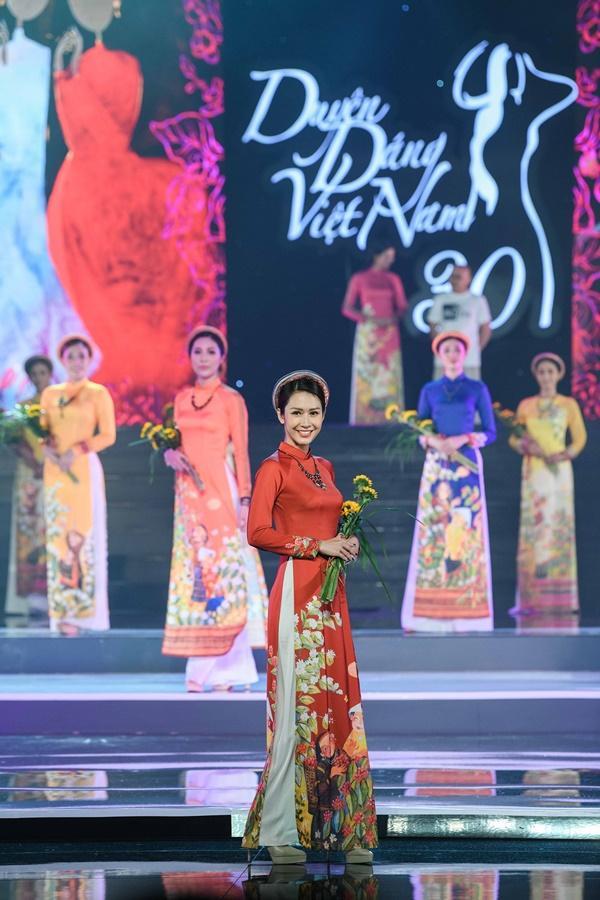 Hoa hậu Ngọc Hân hoàn thành tâm nguyện thuở bé với vai trò mới tại chương trình Duyên dáng Việt Nam 30-10