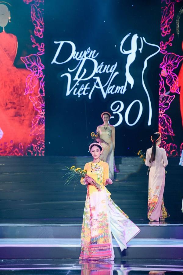 Hoa hậu Ngọc Hân hoàn thành tâm nguyện thuở bé với vai trò mới tại chương trình Duyên dáng Việt Nam 30-12