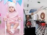 Full clip sinh nhật tròn 1 tuổi chuẩn quý tộc của cháu gái ca sĩ Bảo Thy-10