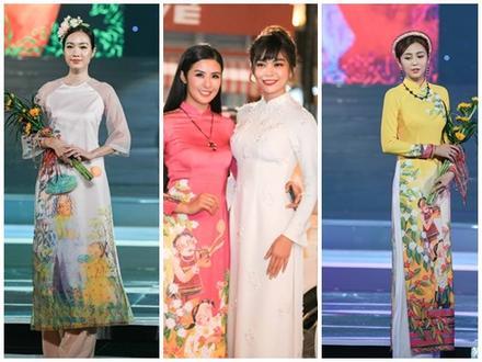 Hoa hậu Ngọc Hân hoàn thành tâm nguyện thuở bé với vai trò mới tại chương trình 'Duyên dáng Việt Nam 30'