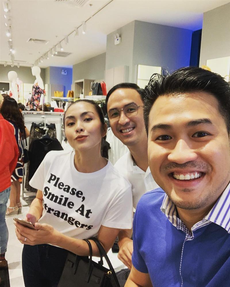 Vợ chồng Tăng Thanh Hà tinh nghịch trước ống kính của em trai Phillip Nguyễn-1