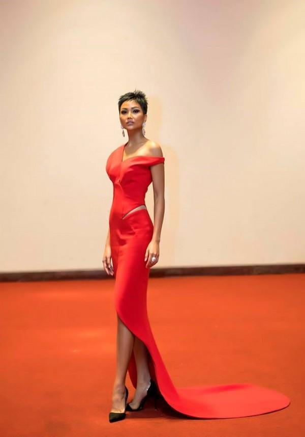 Sau một năm đăng quang Hoa hậu Hoàn vũ, HHen Niê đã mê hoặc khán giả như thế nào?-7
