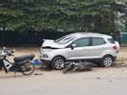 Hà Nội: Ô tô tông liên hoàn, 2 vợ chồng chết thảm trên đường đi ăn cỗ về