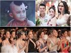 Sau thảm họa cosplay Hồng Hài Nhi, nhan sắc Chi Pu nay đẹp ngang ngửa khi bị đẩy vào giữa dàn hoa hậu đình đám