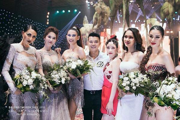 Sau thảm họa cosplay Hồng Hài Nhi, nhan sắc Chi Pu nay đẹp ngang ngửa khi bị đẩy vào giữa dàn hoa hậu đình đám-6