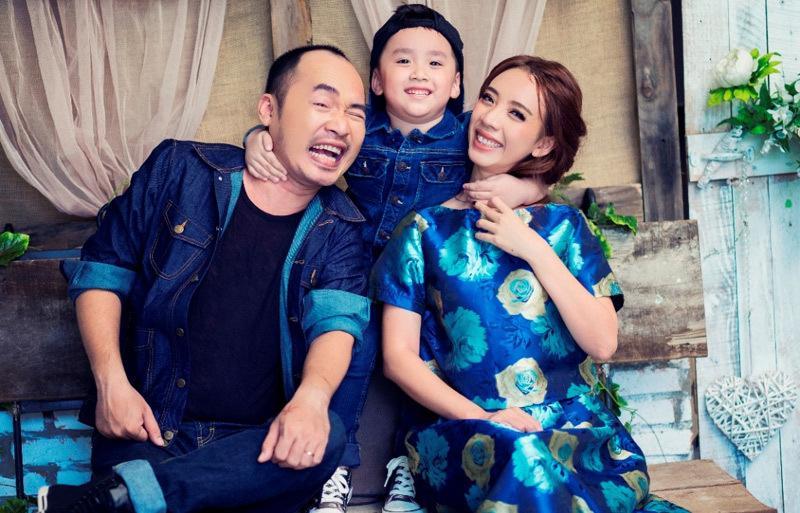 Hoa hậu hài Thu Trang: Tôi giữ hết tiền trong nhà nên có quyền hơn chồng-2