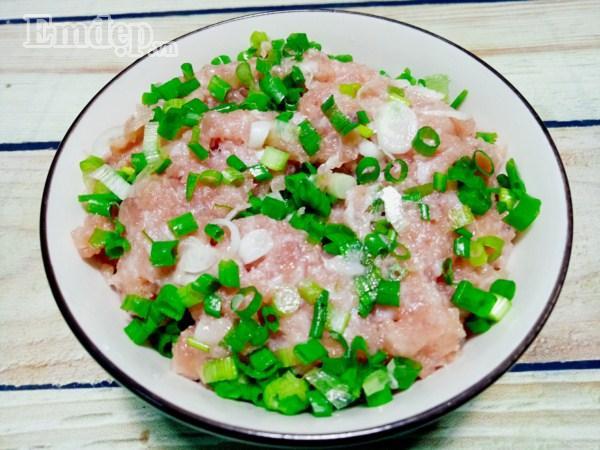 Bữa tối đổi gió với súp tôm thịt nấu miến tuyệt ngon-2