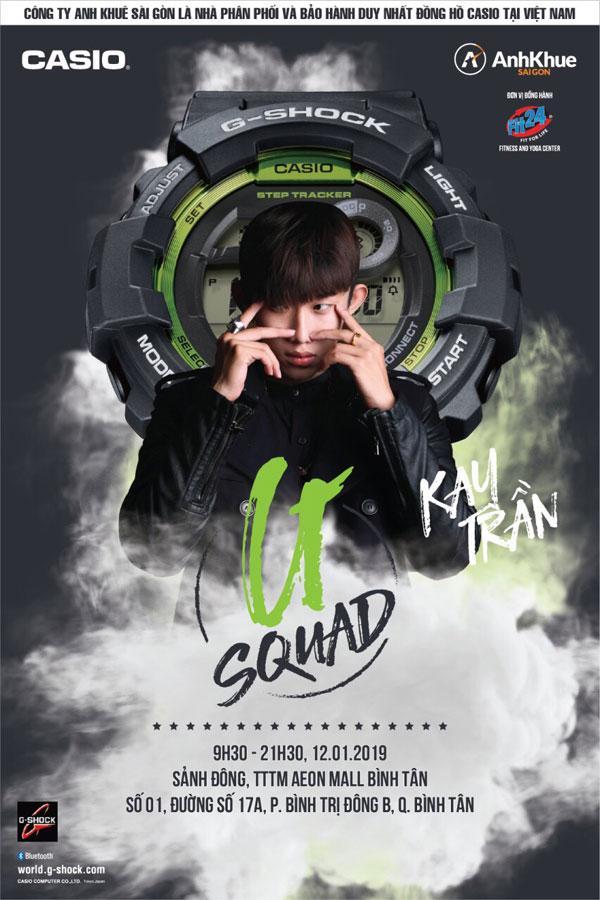 Tham gia G-Squad Challenge Day, đọ sức cùng Kay Trần-1