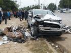 Vụ cặp vợ chồng bị xe Ford tông tử vong: 'Như có điềm báo, trước khi đi bố gọi điện cho tôi tới 6 lần'