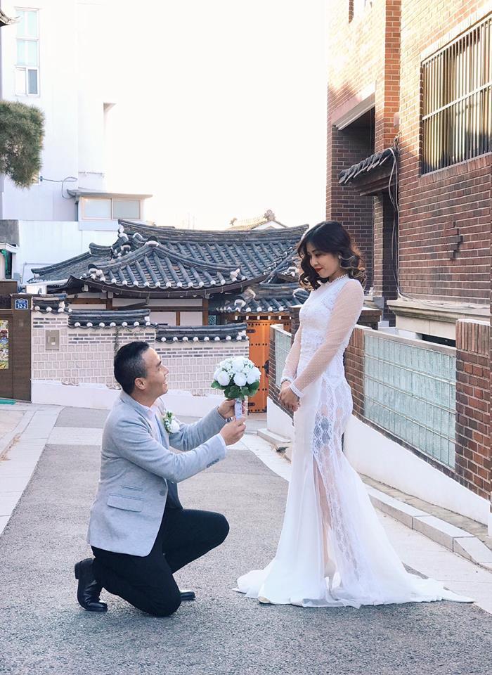 Tròn 1 tháng gương vỡ lại lành, BTV Hoàng Linh bất ngờ làm hôn phu nổi giận khiến anh có hành động lạ-5